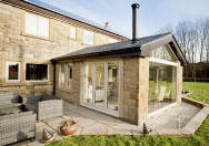 Gable Conservatory Extension